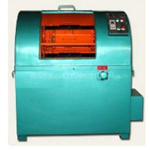 供应昆山不锈钢精密零件高效去毛刺抛光离心式研磨机