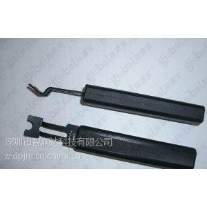 供应E型卡簧钳卡簧安装工具挡圈安装工具介子叉