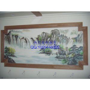 供应南昌抚州 新余 吉安 赣州萍乡古建筑 门楼彩绘彩画
