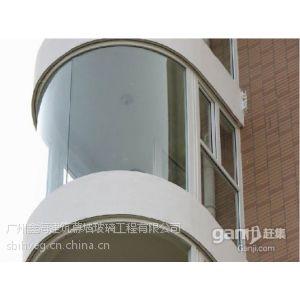 玻璃幕墙悬开窗改造 专业东莞瞻高幕墙内外开窗