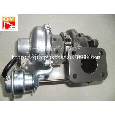 供应小松配件挖掘机配件PC56-7增压器