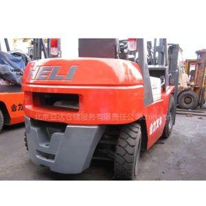 供应3.5吨杭州叉子车潍坊青州二手叉车全新合力叉车销售价格3.6万