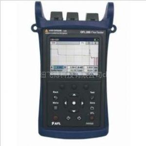 供应罗意斯OFL280手持式多功能OTDR及损耗测试仪