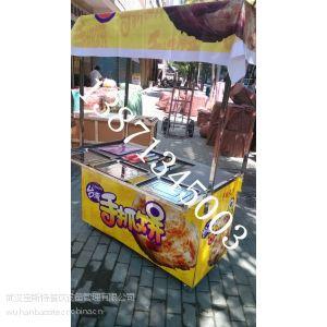供应台湾手抓饼加盟咸宁燃气无烟手抓饼小吃车价格