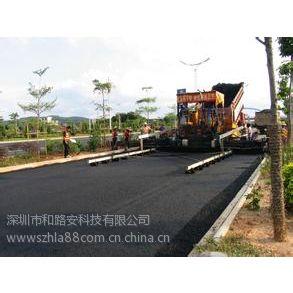 供应深圳沥青工程队供应罗湖小区球场沥青施工