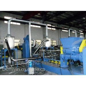供应橡胶硫磺母粒造粒机-如皋金普斯机械