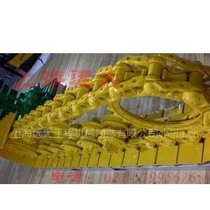 供应玉柴YC55挖机底盘件-支重轮-驱动轮-引导轮