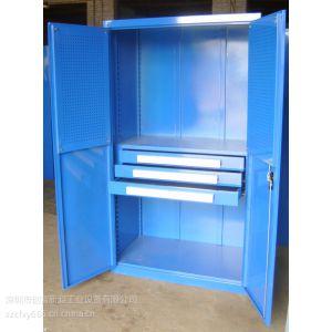供应钳工专用工具柜,石岩车间工具整理柜,龙华双开门工具柜