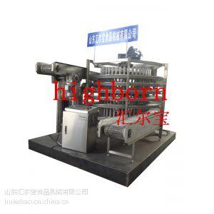 供应螺旋速冻机 单螺旋速冻机 山东汇尔宝 厂家直销 价格优惠