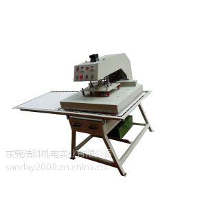供应流新液压双工位升华多功能转印机 热转印烫画,80*100 烫金机