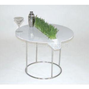 供应带植物的桌子,桌上可以种植物的桌子,亚克力桌子
