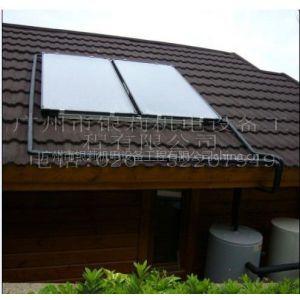 供应瑞美进口平板承压太阳能热水器供应