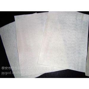 供应贵州合成土工布鹏跃厂家价格 复合土工布厂家生产设备 土工布图片
