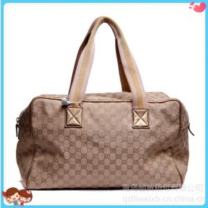 青岛外贸时尚旅行包订做厂家 行李袋定做 lw手提旅行袋工厂