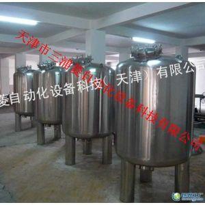 供应天津三浦菱二次供水设备GGD不锈钢压力罐