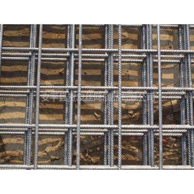 供应焊后热镀锌钢丝网片 地板采暖用的钢丝网片 造价低
