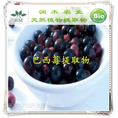 植物提取物巴西莓果粉 富含营养成分