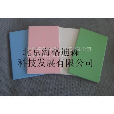 医用抗菌洁净板 安全消毒护墙板 索洁板 UV涂装板 无机预涂板