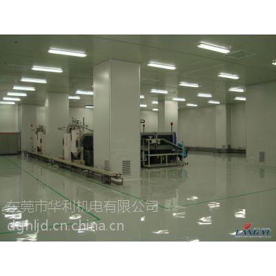 东莞工厂装修 强弱电工程 中央空调工程
