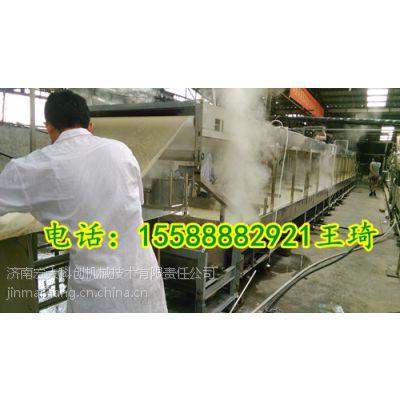 广东全自动腐竹机械,新式做腐竹机器,腐竹油皮机价格多少钱