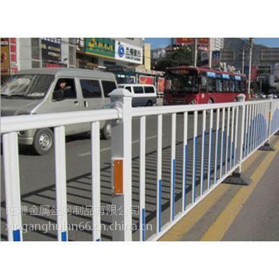 吉林道路护栏、隔离护栏、隔断护栏、交通护栏