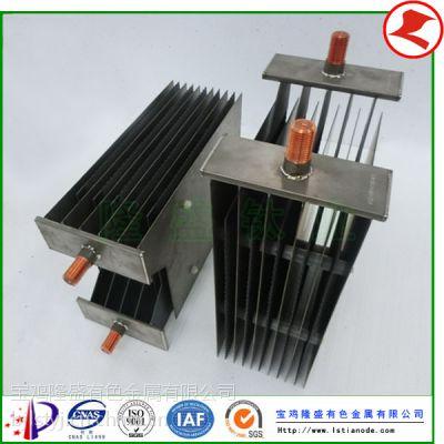 电渗析法处理污水用钛阳极