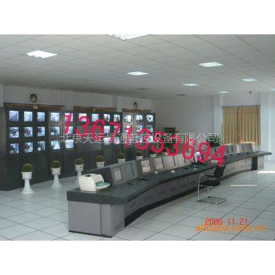 供应机柜/弧形电视墙/电脑控制台/机箱/电脑工作台控制台厂家