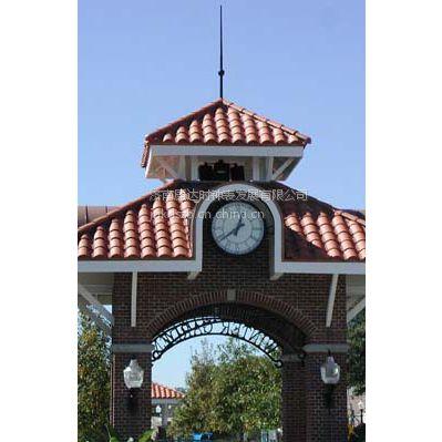 专业钟厂生产制造建筑用四面塔钟 塔楼钟表kts-15008