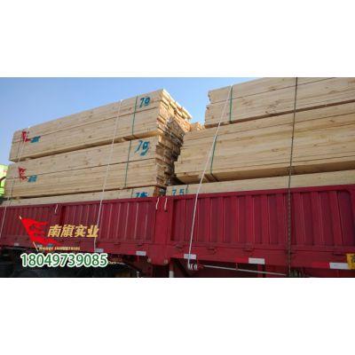 供应太仓建筑木方供应商 工程木方厂家 南旗太仓加工厂