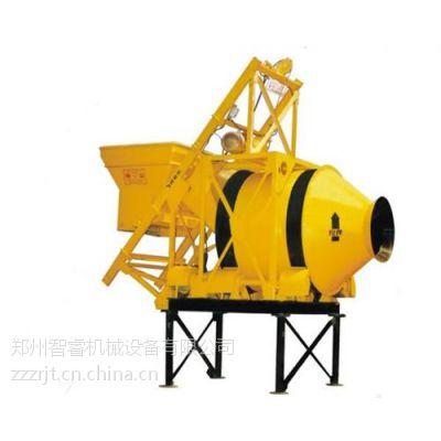 JZC500混凝土搅拌机_JS750混凝土搅拌机 _智睿机械