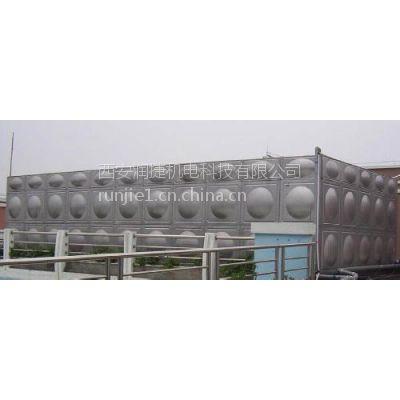 泾阳消防水箱价格 RV-67泾阳消防水箱经销商 润捷水箱