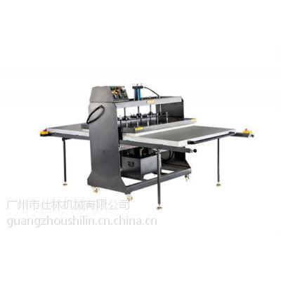 仕林机械(图),气动烫画机大型,佛山气动