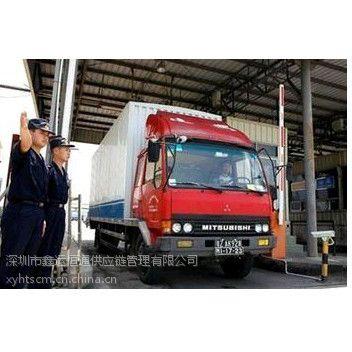 深圳出口加工区 坪山海关 报关公司 快速通关一日游转厂