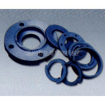 温州往复式压缩机配件止推瓦、曲轴瓦、填料组件、刮油环、活塞环