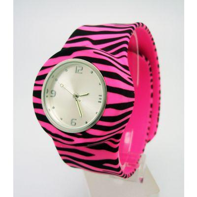 稳达时儿童手表定做厂家 石英硅胶手表