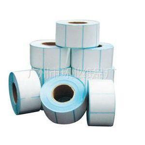 供应50*30*800P热敏不干胶/条码电子称纸/超市标签纸/打价纸/条码纸