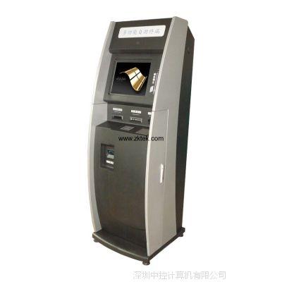 多功能自助终端  自助终端缴费机 银行自助终端 自助收银终端