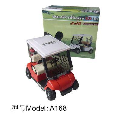 厂家大量供应高尔夫创意礼品高尔夫球车礼品A168低价直销欢迎垂询