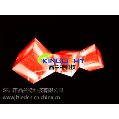 P8.9地砖LED显示屏500mm*500mm箱体热销/晶兰特科技13434775000
