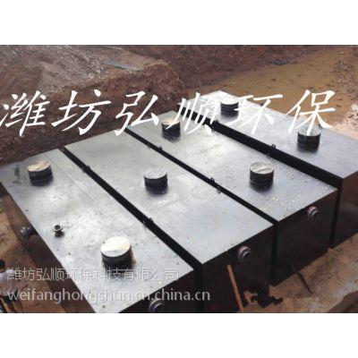 萍乡妇产医院污水处理设备曝气量大,弘顺验收没问题