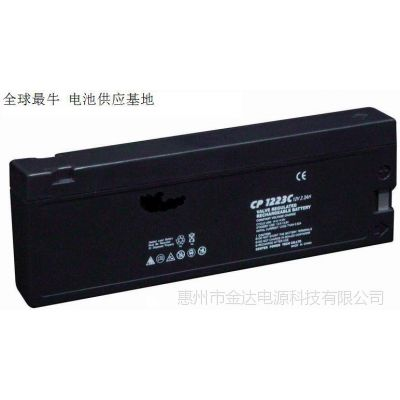 供应厂家现货迈瑞监护仪用12V2.3AH日本光电 BSM-1100 铅酸蓄电池