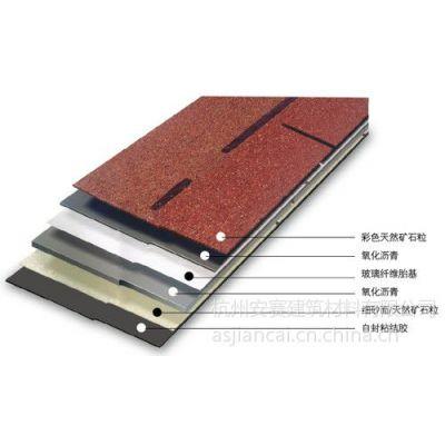 供应安徽滁州明光区平改坡沥青瓦,包铺装