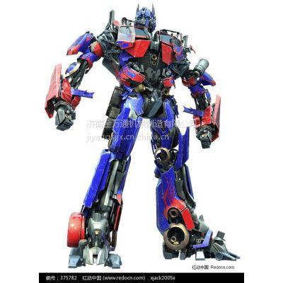 供应金万通牌机器人模型,变形金刚模型系列厂家直销。