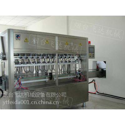 供应高精度山茶油灌装设备山茶油灌装机250ML-5L精度高速度快。