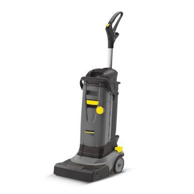 德国凯驰擦地机BR400全自动洗地机 直立式洗地吸干机