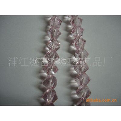 低价供应4MM、6MM、8MM、10MM扭珠、浦江水晶玻璃珠