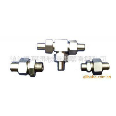 供应钢制焊接式管接头(压垫式)