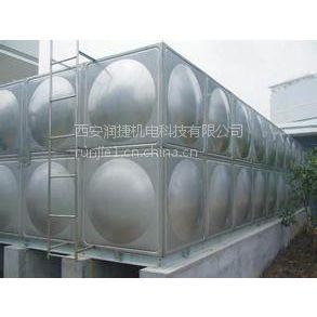 咸阳玻璃钢水箱经销商 RV-57咸阳消防水箱 润捷水箱