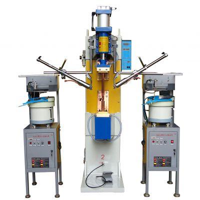 供应火龙DNL-50气动螺母碰焊机,自动螺母焊接机