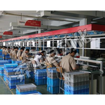 奔龙自动化HUM18小型断路器装配生产线